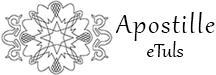 Apostille – 95€ Logo